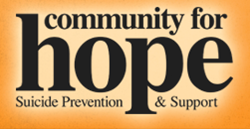 Community for Hope logo