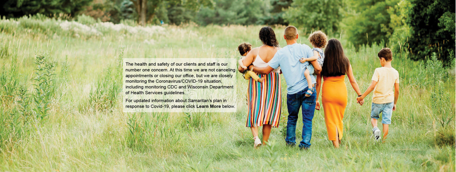 A Message from our Executive Director